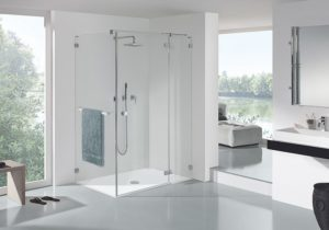 Duschsanierung - Dusche fugenfrei